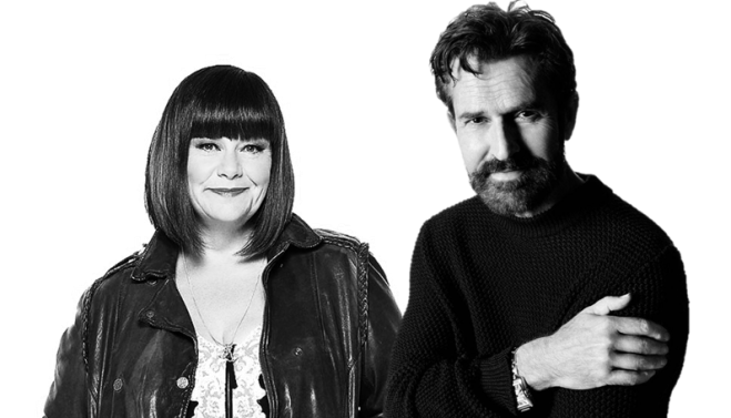 Dawn French Rupert Everett