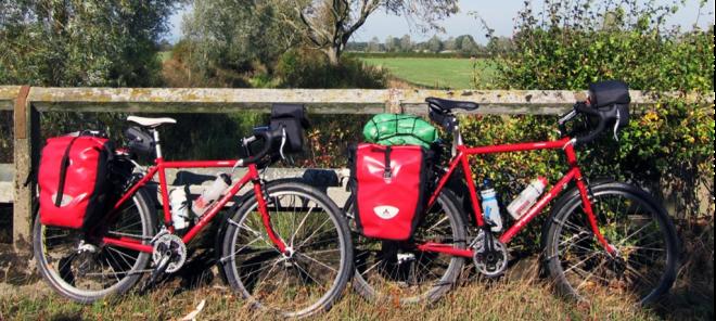 Hay bikes