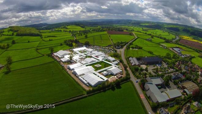 Hay Festival Site